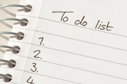 To-Do lists can be the key to success!